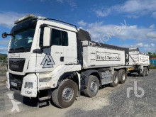 Used tipper tractor-trailer nc