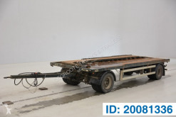 Remorca transport containere MOL Container trailer