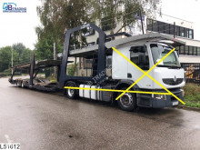 Used car carrier semi-trailer Lohr Middenas Eurolohr Car transporter, Combi