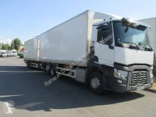 Renault Gamme T 460 P6X2 E6 tractor-trailer used plywood box