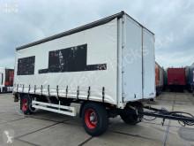 Krone tautliner trailer AZP18 | 738x247x246