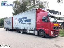 Vrachtwagen met aanhanger Schuifzeilen Middenas FH13 460 , Airco, Combi, Jumbo