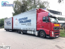 Lastbil med anhænger glidende gardiner Middenas FH13 460 , Airco, Combi, Jumbo
