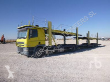 Nc tractor-trailer used heavy equipment transport