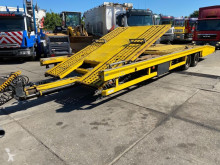 TA 9900 - 2 AS + OMARS trailer used car carrier
