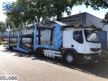 Used car carrier tractor-trailer Rolfo Middenas Premium 460 Dxi EURO 5, Retarder, Airco, car transporter, combi