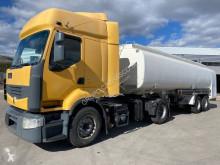 Tractora semi Renault Premium 450 caja abierta usada