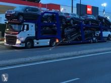 Ciężarówka z przyczepą do transportu samochodów używana Volvo FM13 460