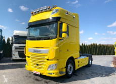 DAF XF 106 510 EURO 6 SUPER SPACE CAB // SUPER STAN // tractor-trailer used
