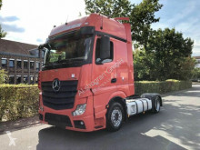 Used low bed tractor unit Mercedes Actros ACTROS 1842 GigaSpace/Retarder/LowLiner/3 STÜCK