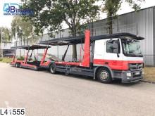 Camión remolque portacoches usado Lohr Middenas Actros 1841 Lohr, Multilohr, EURO 5, Retarder, Standairco, Airco, Car transporter, Powershift, Combi