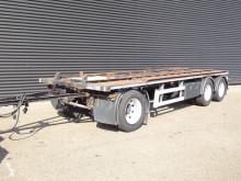 Anhænger containervogn Floor FLA-10-18 CONTAINER TRANSPORT