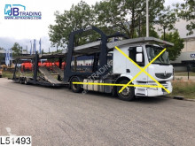 Lohr Middenas Eurolohr Car transporter, combi trailer used car carrier