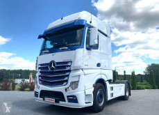 Ensemble routier occasion Mercedes Actros 1848 BIGSPACE EURO 6 // SUPER STAN // SERWISOWANY //