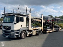 MAN TGS 18.400 tractor-trailer used car carrier