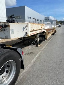 Castera tractor-trailer used heavy equipment transport