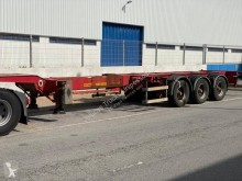 Lecitrailer container tractor-trailer