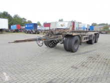 Remorca nc AC 10-18 transport containere second-hand