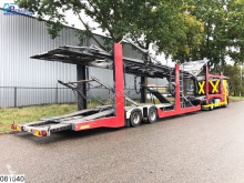 Ensemble routier porte voitures Rolfo Formula Artic Premium 450 Dxi (2008), Manual, Airco, Car transporter, euro 4, Combi