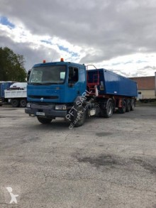 Renault Kerax tractor-trailer used tipper