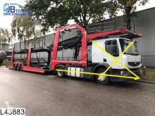 Lohr Eurolohr Eurolohr Car transporter, combi trailer used car carrier