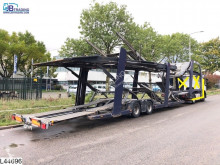 Ensemble routier porte voitures Lohr Middenas Eurolohr Car transporter, combi