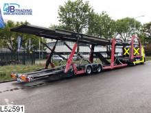 Lohr car carrier trailer Middenas Eurolohr Car transporter, combi