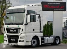 Trækker med sættevogn maskinbæreren MAN TGX 18.440 / XXL / RETARDER / NAVI / ACC/ EURO 6