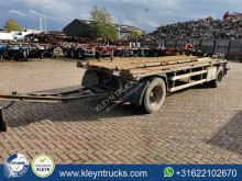 Remorca MLL20 transport containere second-hand
