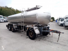 ETA citerne en inox 15000 L - trailer used food tanker