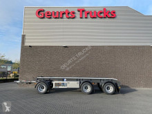 Remorca GS AC-3000 3 ASSIGE CONTAINER AANHANGER NIEUW !!!! transport containere second-hand