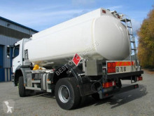 Mercedes oil/fuel tanker tractor-trailer Axor 1833 KN