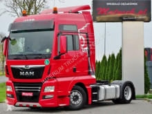 MAN Sattelzug Maschinentransporter TGX 18.500 / MEGA / XXL/RETARDER /LOW DECK /FULL