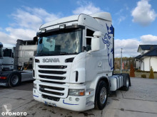 Ensemble routier Scania G420 HIGHLINE EURO 5 // 05/2012 // SKRZYNIA MANUALNA // SUPER STAN // SERWISOWANY occasion