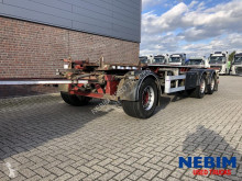 Aanhanger Burg A-3-27 Container trailer tweedehands containersysteem