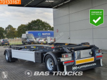 Remorca HSA 18.70 LS Abrollanhanger transport containere second-hand