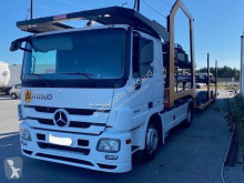 Ensemble routier Mercedes Actros 1844 porte voitures occasion
