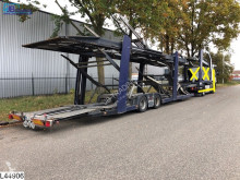 Lohr car carrier semi-trailer Middenas Eurolohr Car transporter, combi