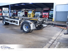 Remolque portacontenedores GS AIC-2000 N, Nieuw APK!, Truckcenter Apeldoorn