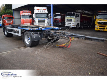 GS container trailer AC-2000 K, Kipper, Truckcenter Apeldoorn