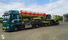 Mercedes heavy equipment transport tractor-trailer Actros 2551 L