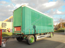 AXD 218 trailer used tautliner