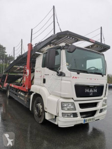 MAN TGS 18.440 tractor-trailer used car carrier