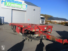 Lecitrailer Porte Caravane tractor-trailer used car carrier