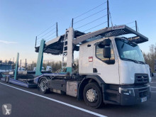 Renault car carrier tractor-trailer Gamme T 430.19 DTI 11