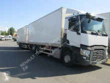 Renault Gamme T 460.19 DTI 11 tractor-trailer used plywood box