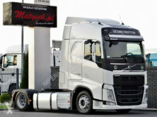 Volvo heavy equipment transport tractor-trailer FH 500 / EURO 6 / ACC/LOW DECK /MEGA/ BIG TANKS