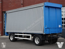 Remolque lonas deslizantes (PLFD) Beverage transport with rolling curtain electric - New TUV/APK