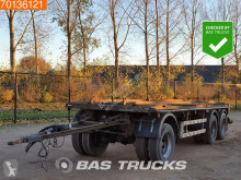Fruehauf container trailer ANCR 28-218 A Liftachse