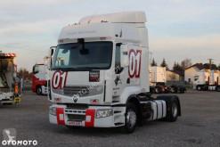 Pótkocsis szerelvény Renault Premium 460 DXI EEV / RETARDER/ BL. MOSTU / **SERWIS** / SUPER STAN / SPR. Z FRANCJI / használt